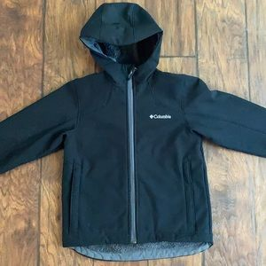 Columbia Omni-Shield jacket EUC